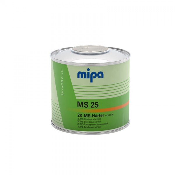 Mipa 2K MS Härter MS25 normal für 2K Acryllack Grundierung Füller