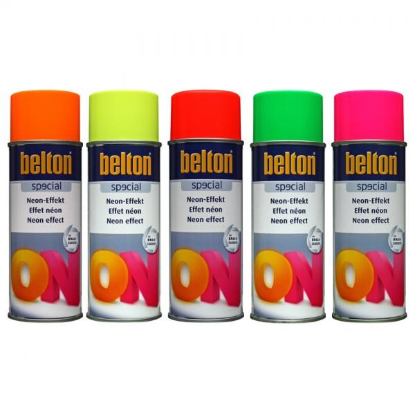 Belton Neon Lack Spraydose 400ml
