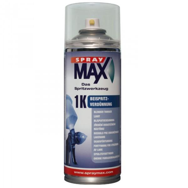 SprayMAX Beispritzverdünnung Spraydose Klarlack Übergänge Beilackieren Spray 400ml