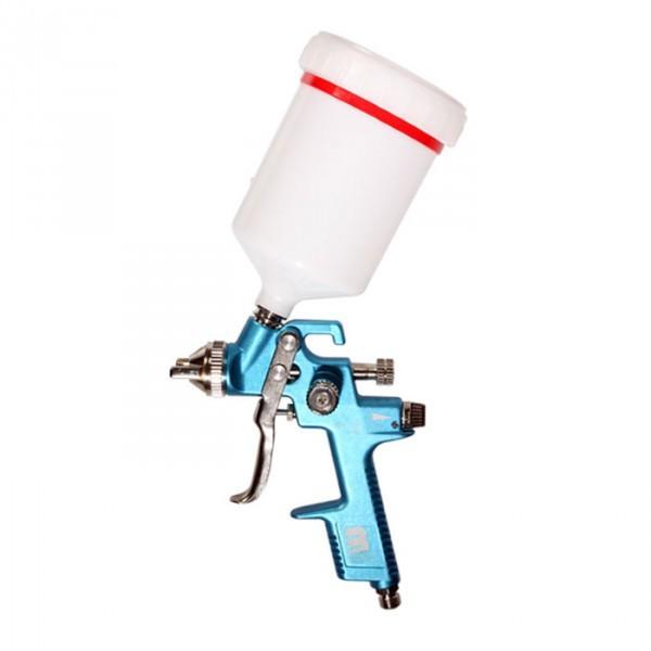 Lackierpistole 1,3mm Düse SprayGun Profi S Fliesbecher