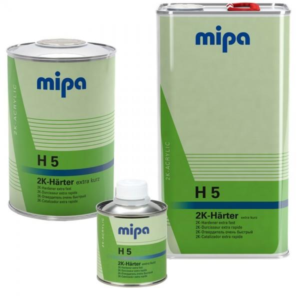 Mipa 2K Härter H5 extra kurz für 2K Lack Grundierung und Füller