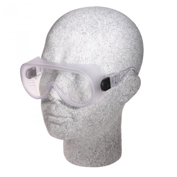 Schutzbrille Panorama  Auch als Überbrille für Brillenträger geeignet