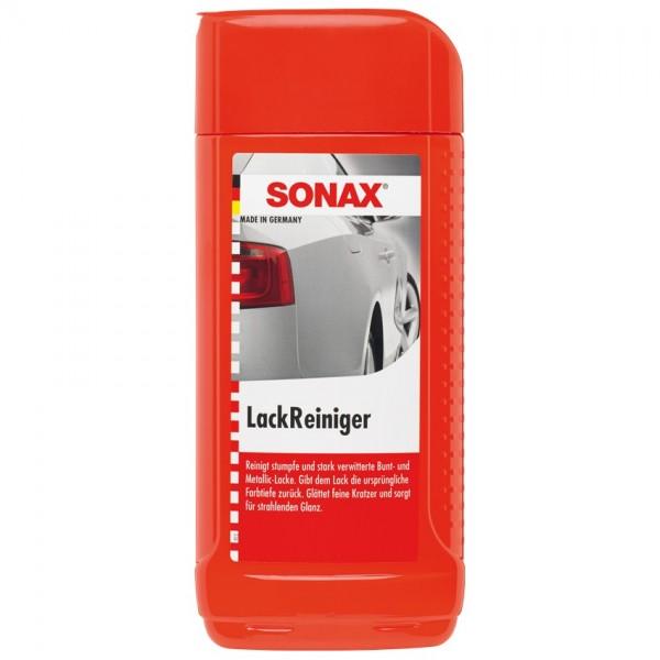 SONAX Auto Lack Reiniger Schleifmittel und Politur 500 ml