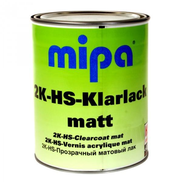 Mipa 2K HS Klarlack CCM matt 1L