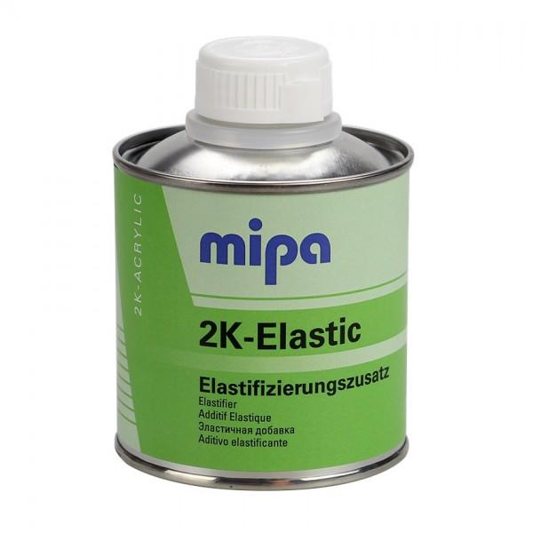 Mipa 2K-Elastic Kunststoff 2K Lack Zusatz Weichmacher