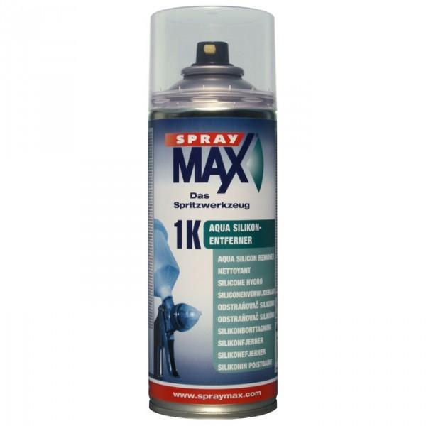 SprayMax Aqua Silikonentferner Spraydose 400ml Siliconentferner Sprühdose