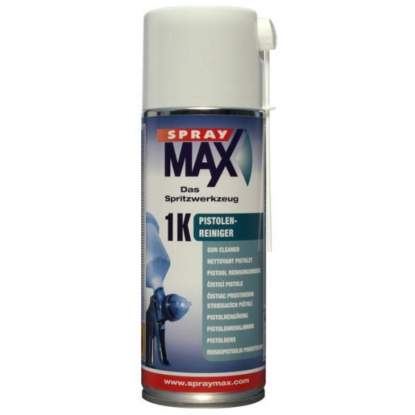 SprayMAX Pistolenreiniger Spraydose Lackierpistolen reinigern Sprühdose 400ml