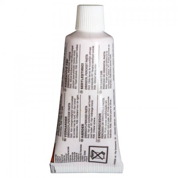 Härter Tube 25g für Polyester Spachtelmasse