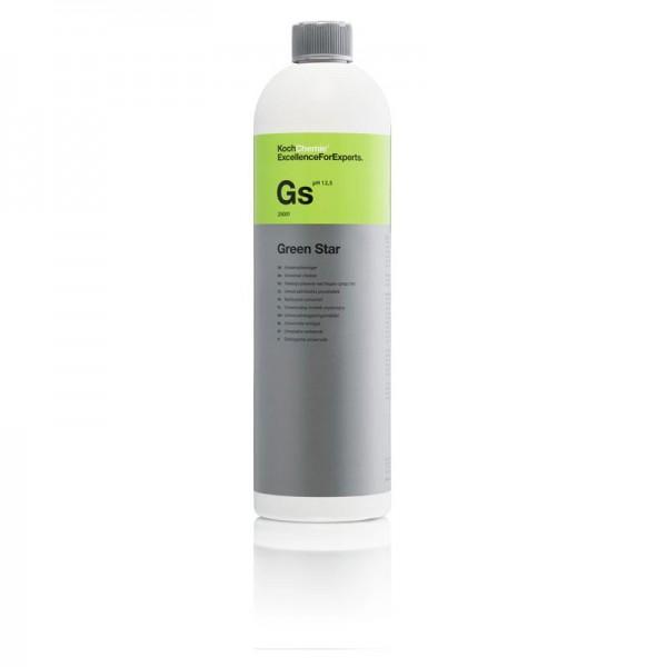 Green Star Allzweckreiniger Koch-Chemie 1 Liter
