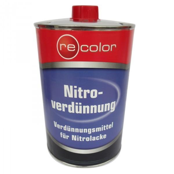 Recolor Nitroverdünnung für Nitrolack