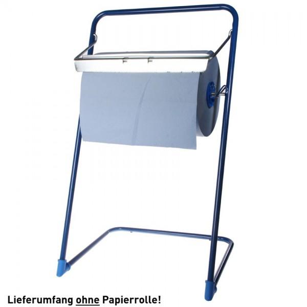 Bodenständer für Putzpapier Rollen 123Lack