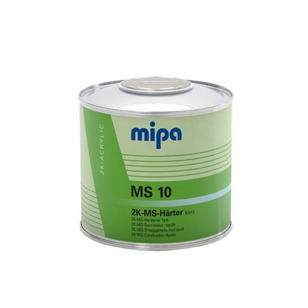 Mipa 2K MS Härter MS10 kurz für 2K Acryllack Grundierung Füller