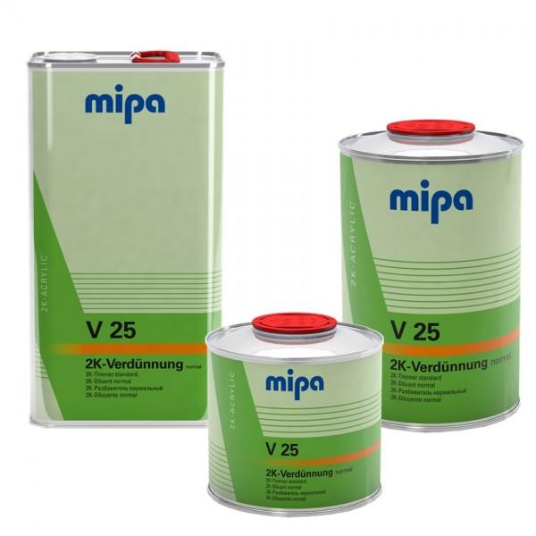 Mipa 2K Verdünnung V25 Acrylverdünnung