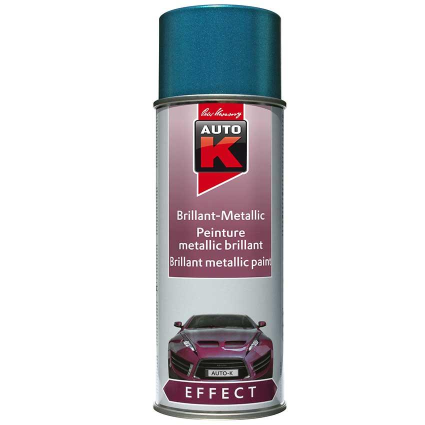IMO-TUERKIS Brillant-Metallic Lackspray 400ml Auto-K